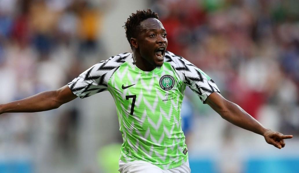 Μουντιάλ 2018: Νιγηρία – Ισλανδία 2-0 | Pagenews.gr