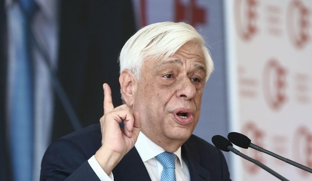 Παυλόπουλος: Ανάγκη «να καταστήσουμε την Ελλάδα ισχυρή και αξιοσέβαστη» | Pagenews.gr