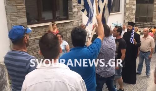 Καστοριά: Αποδοκιμασίες κατά βουλευτή του ΣΥΡΙΖΑ (vid)   Pagenews.gr