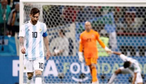Μουντιάλ 2018: Αργεντινή – Κροατία  0-3 | Pagenews.gr