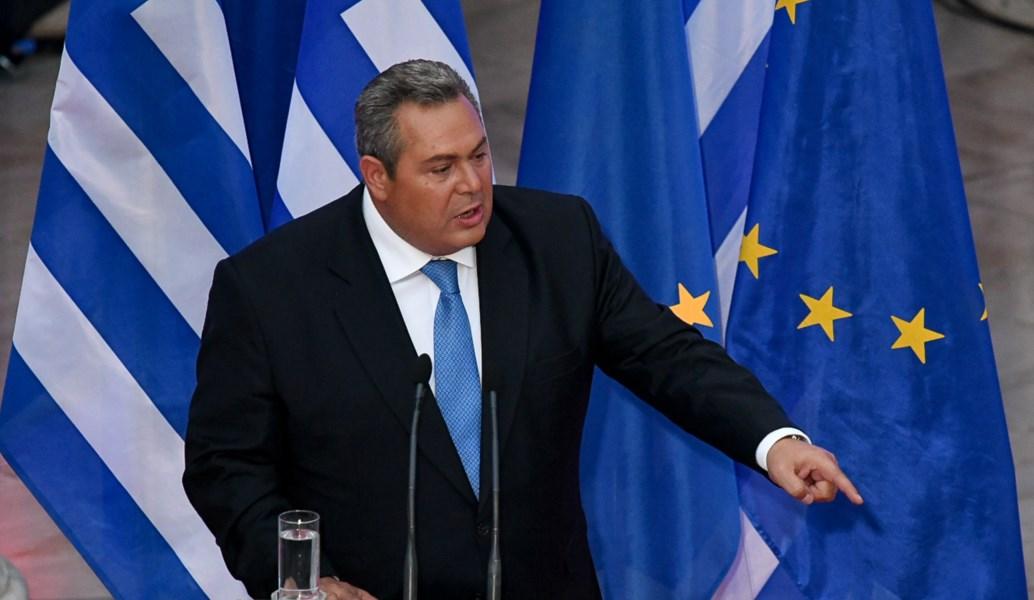 Ομιλία Καμμένου στο Ζάππειο: Ο Τσίπρας είναι ο καλύτερος πρωθυπουργός της μεταπολίτευσης | Pagenews.gr