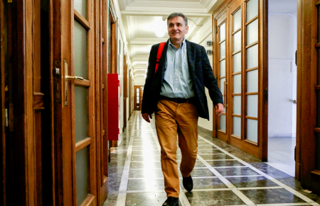 Τσακαλώτος: Διαδοχικές συναντήσεις με Λαγκάρντ – Τόμσεν στο Μπαλί | Pagenews.gr