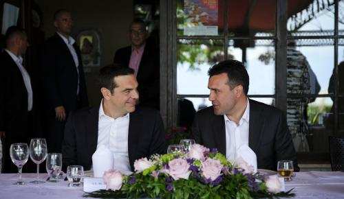 Ζάεφ στο Ευρωκοινοβούλιο: Με τη συμφωνία πήραμε «μακεδονική» γλώσσα και ταυτότητα   Pagenews.gr