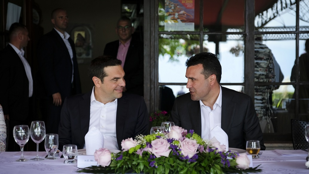 Reuters: Η συμφωνία ΠΓΔΜ – Ελλάδας θα βοηθήσει την ελάφρυνση του χρέους   Pagenews.gr