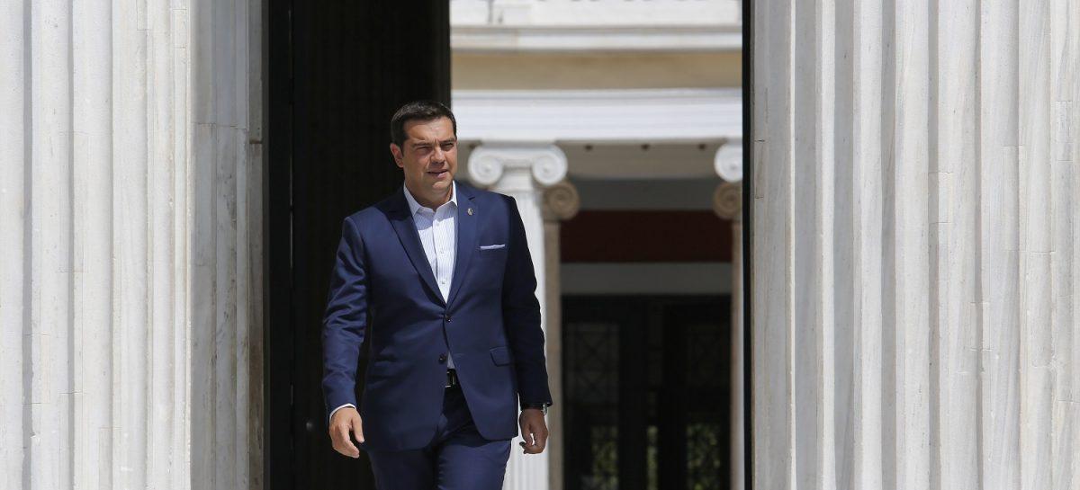Μάνος Ελευθερίου: To tweeet του Αλέξη Τσίπρα | Pagenews.gr