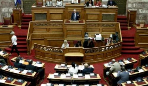 Βουλή: Κατατέθηκε τροπολογία για θέματα της Εκκλησίας | Pagenews.gr