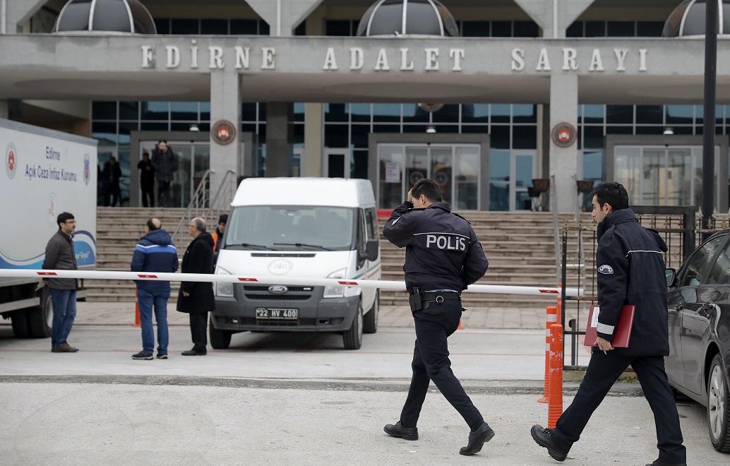Αδριανούπολη: Νέο αίτημα αποφυλάκισης από τους δύο Έλληνες στρατιωτικούς   Pagenews.gr
