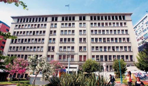 Αναρχικοί εισέβαλαν στο Υπουργείο Ανάπτυξης στην Κάνιγγος | Pagenews.gr