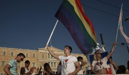 Athens Pride: Ο ΣΥΡΙΖΑ στο πλευρό της κοινότητας ΛΟΑΤΚΙ | Pagenews.gr