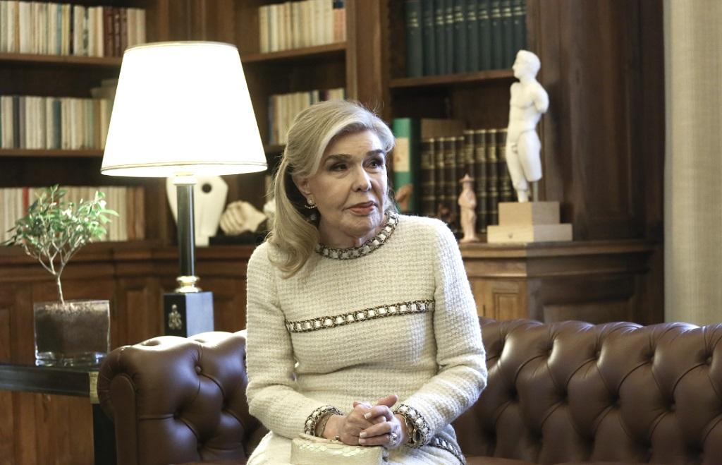 Μαριάννα Βαρδινογιάννη: Η ζωή σαν παραμύθι και το τεράστιο έργο | Pagenews.gr