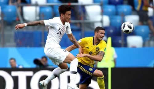 Μουντιάλ 2018: Σουηδία – Νότια Κορέα 1-0 | Pagenews.gr