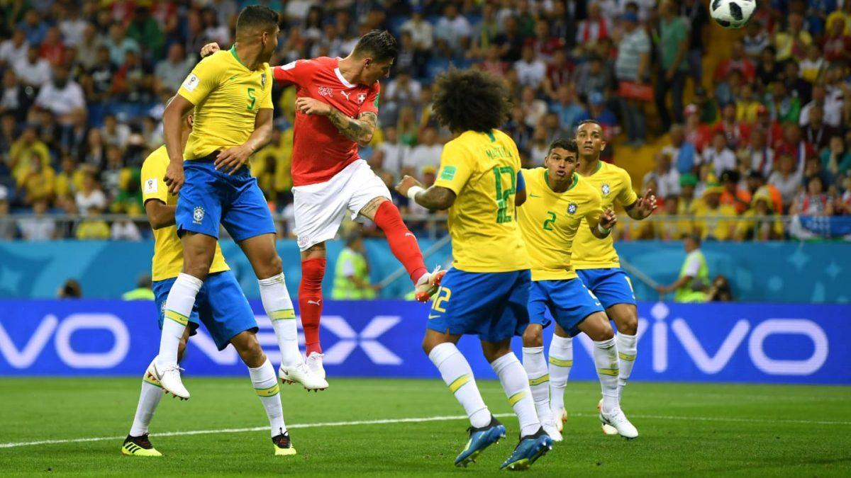 Μουντιάλ 2018: Βραζιλία – Ελβετία 1-1 | Pagenews.gr