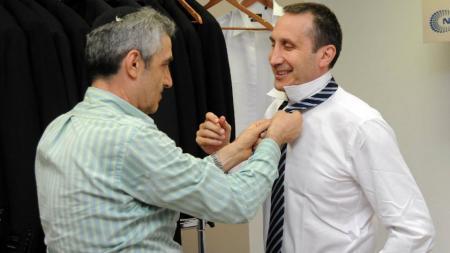 Η φωτογραφία που τρελαίνει τους Ολυμπιακούς – Ο Ντέιβιντ Μπλατ αγκαλιά με τον…. (pic) | Pagenews.gr