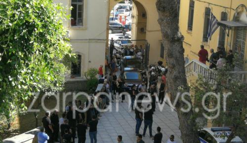 Χανιά: Χαμός στα δικαστήρια για τη δολοφονία Δουρουντάκη (pics&vid)   Pagenews.gr