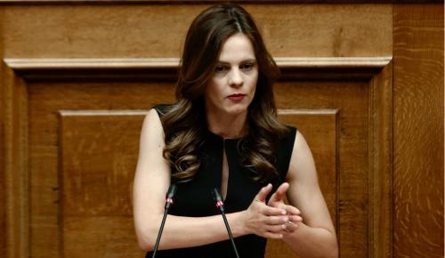 Έφη Αχτσιόγλου: Τι αλλάζει στην αγορά εργασίας | Pagenews.gr