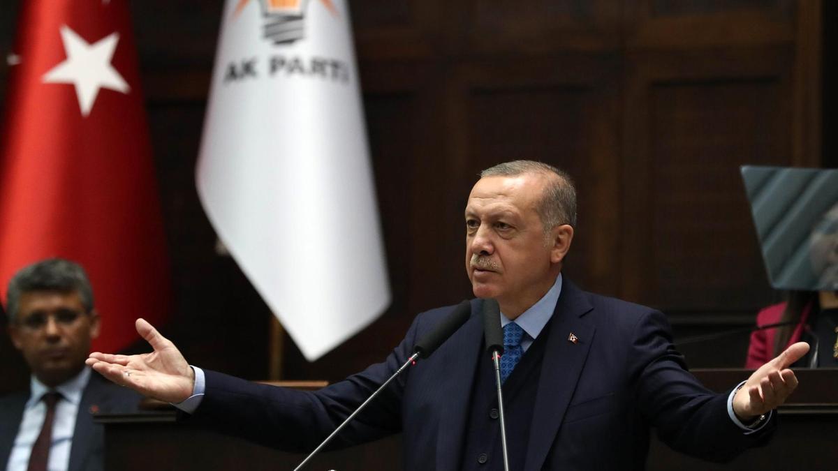 Εκλογές Τουρκία: Σαρωτική νίκη για τον Ερντογάν | Pagenews.gr