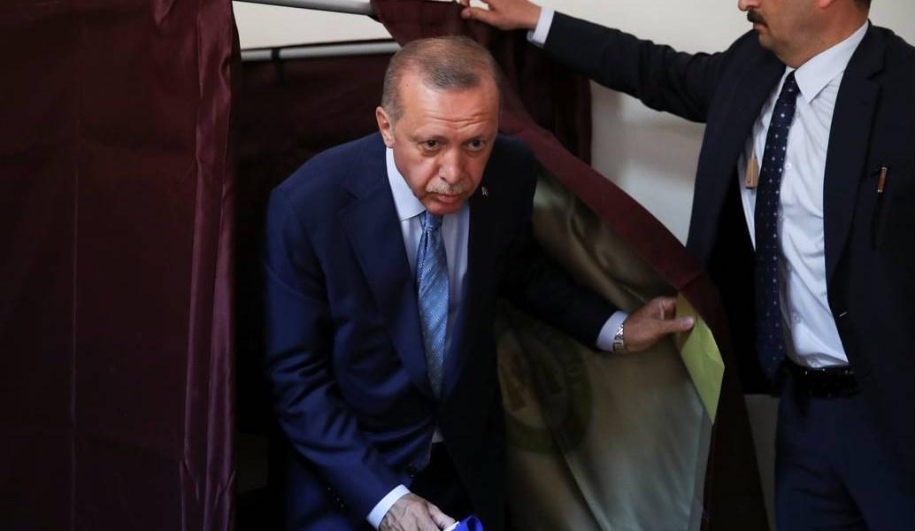 Εκλογές Τουρκία: Ψήφισε ο Ταγίπ Ερντογάν | Pagenews.gr