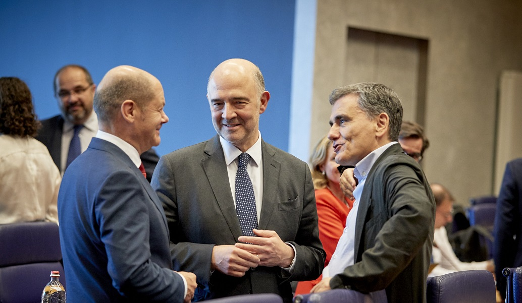 Eurogroup: Συμφωνία για 10ετή επιμήκυνση στο χρέος και δόση 15 δισ. ευρώ | Pagenews.gr