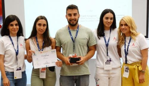 Έλληνες φοιτητές έφτιαξαν φρέσκα τρόφιμα για αστροναύτες | Pagenews.gr
