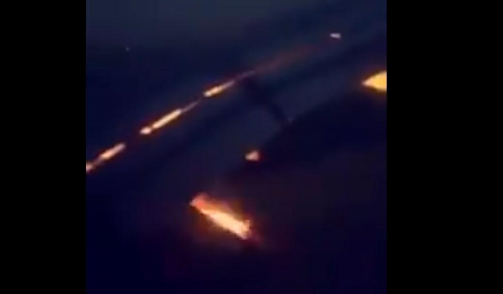 Μουντιάλ 2018: Φωτιά στο αεροπλάνο της Σαουδικής Αραβίας λαχτάρισε τους παίκτες (vid) | Pagenews.gr