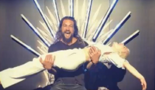 Game of Thrones: Η Ντενέρις Ταργκάριεν σε «dirty dancing» με τον Καλ Ντόγκο   Pagenews.gr