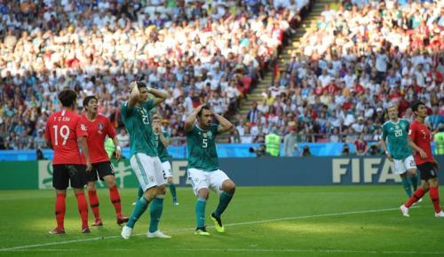 Μουντιάλ 2018: Η Γερμανία αποκλείστηκε λόγω του playstation   Pagenews.gr