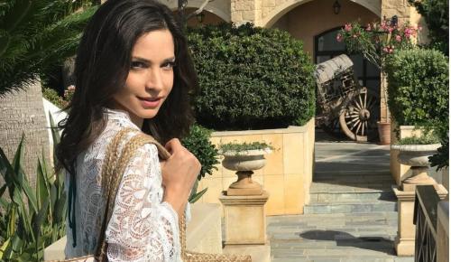 Κατερίνα Γερονικολού: «Κοκκίνισε» όταν την ρώτησαν για τον Τσιμιτσέλη | Pagenews.gr