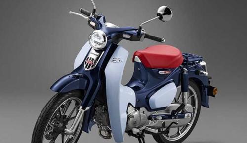Νέο Honda Super Cub C125 (vid) | Pagenews.gr