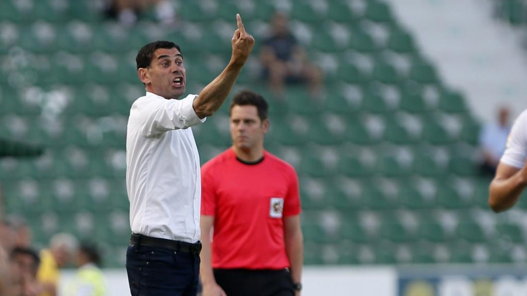 Μουντιάλ: Ο Φερνάντο Ιέρο στον πάγκο της Εθνικής Ισπανίας   Pagenews.gr