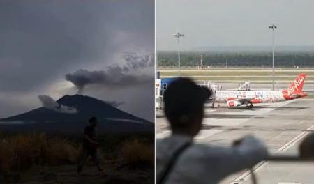 Εκατοντάδες πτήσεις ακυρώθηκαν μετά την έκρηξη ηφαιστείου στην Αυστραλία | Pagenews.gr