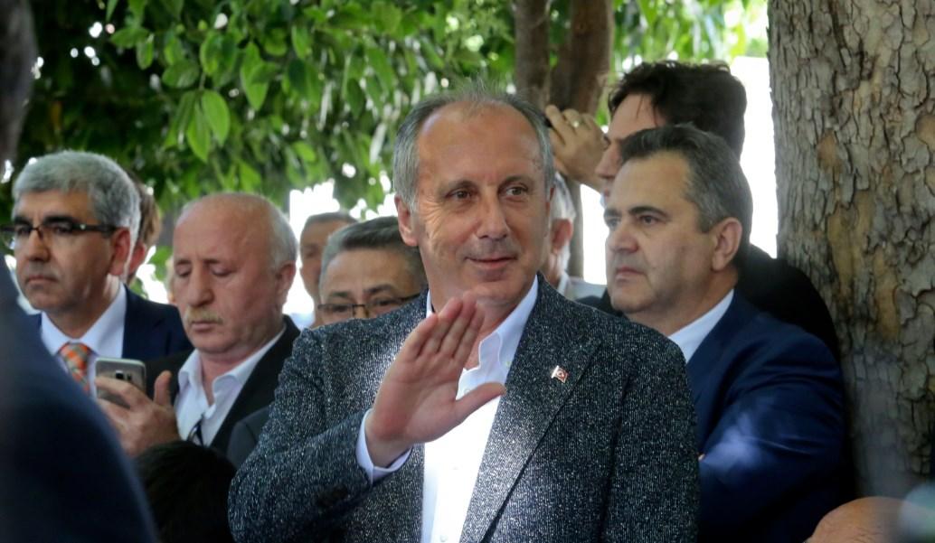 Εκλογές Τουρκιά – Ψήφισε ο Ιντζέ: Ας γίνει το καλύτερο για τον λαό | Pagenews.gr