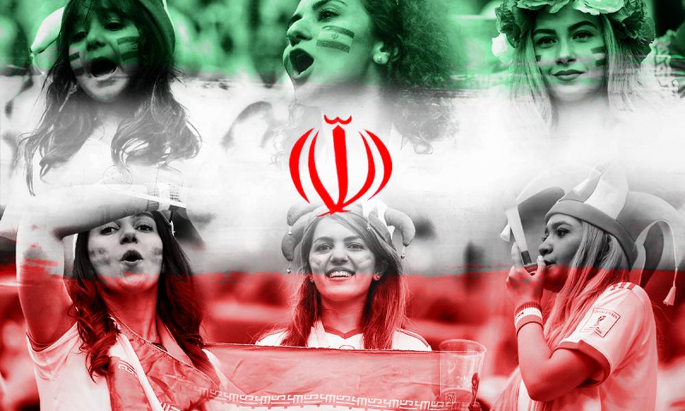 Viral: Η πανέμορφη Ιρανή φίλαθλος που δάκρυσε και κάνει τον γύρο του κόσμου (pics)   Pagenews.gr
