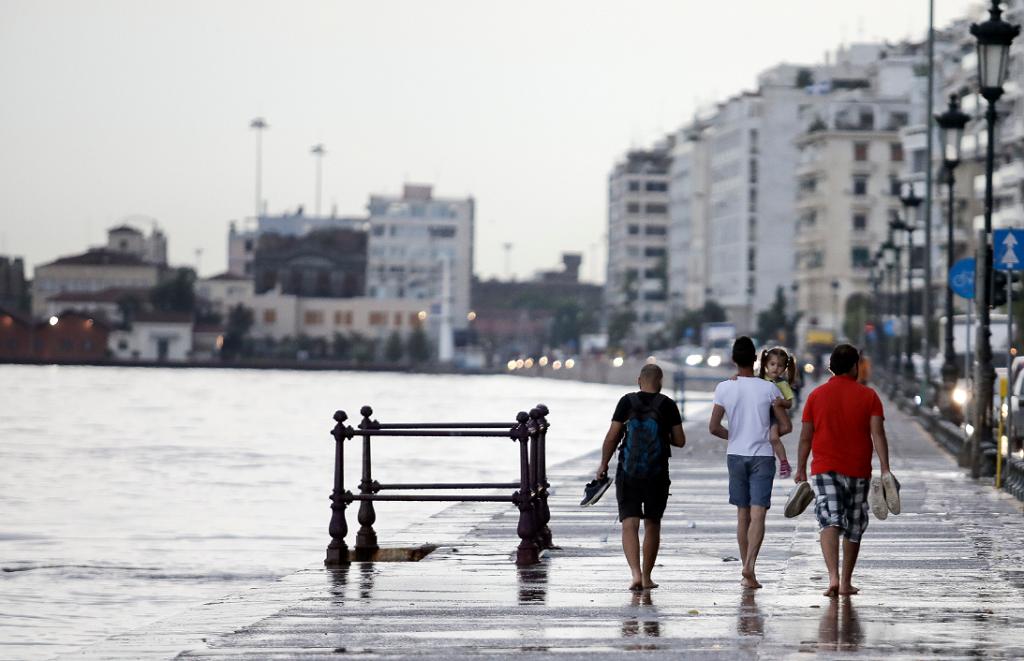 Νεφέλη: Οδηγίες προφύλαξης από την κακοκαιρία | Pagenews.gr