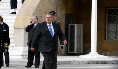 Καμμένος για Γιούνκερ: Δεν τον συμπαθώ, αλλά δεν ήταν μεθυσμένος | Pagenews.gr