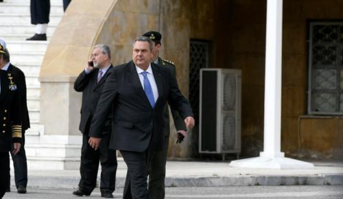 Καμμένος στο ΝΑΤΟ: Άκαρπες οι επαφές για τους δύο στρατιωτικούς – Οι απειλές πληρώνονται   Pagenews.gr