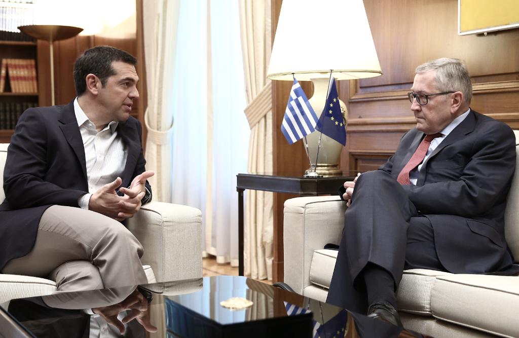 Κλάους Ρέγκλινγκ: Η Ελλάδα είναι το πρώτο success story της Ευρώπης   Pagenews.gr