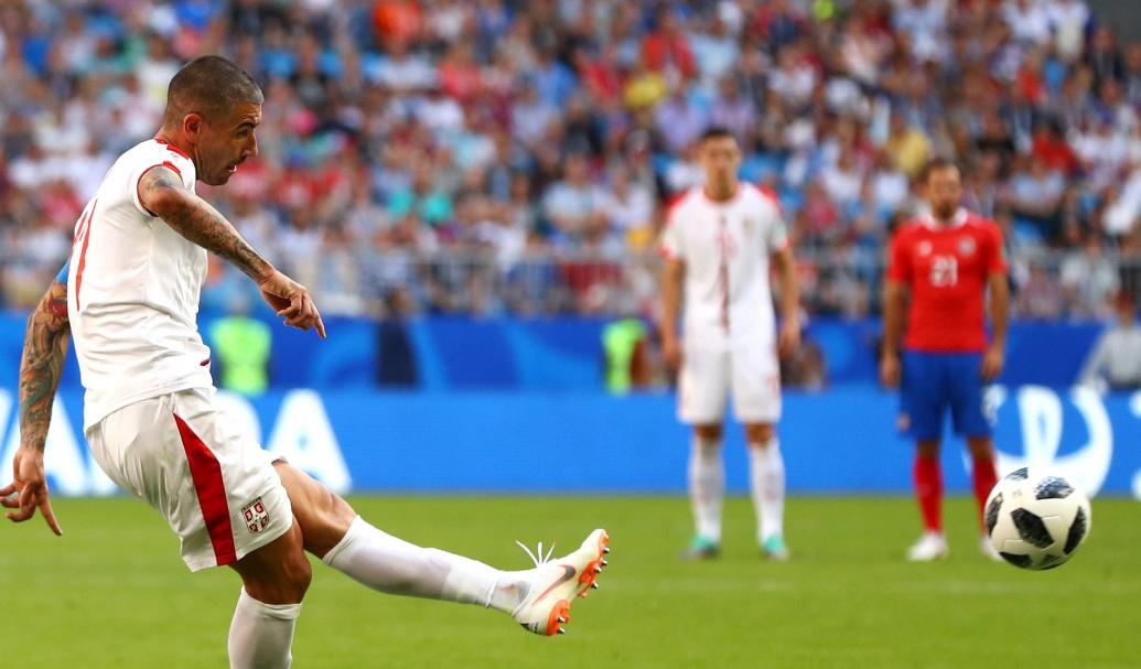 Μουντιάλ 2018: Κόστα Ρίκα – Σερβία 0-1 | Pagenews.gr