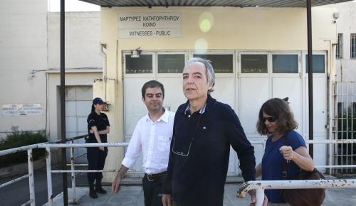 Δημήτρης Κουφοντίνας: Βγήκε με νέα άδεια από τις φυλακές Κορυδαλλού (pics) | Pagenews.gr