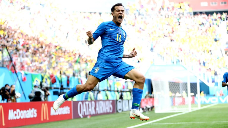 Μουντιάλ 2018: Βραζιλία – Κόστα Ρίκα 2-0 | Pagenews.gr