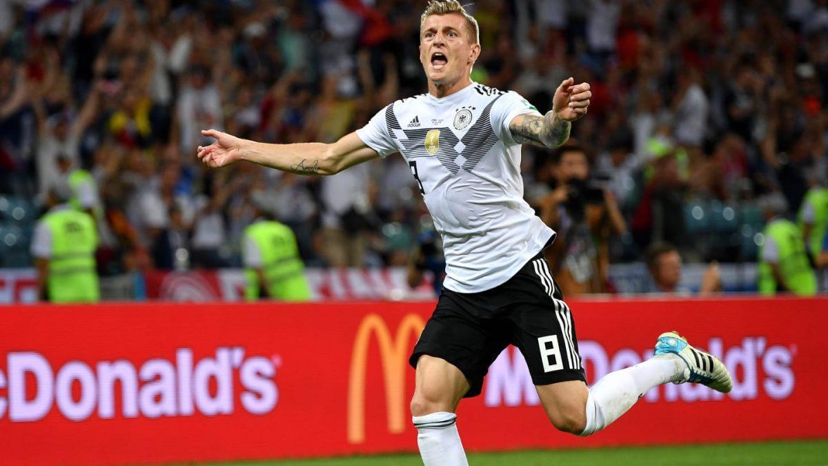 Μουντιάλ 2018: Γερμανία – Σουηδία 2-1 (vid) | Pagenews.gr