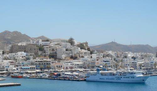 Θεσσαλονίκη: Ακτοπλοϊκή σύνδεση με Κυκλάδες και Κρήτη   Pagenews.gr