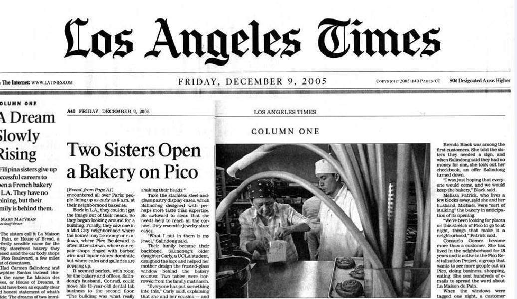 Los Angeles Times: Επιστρέφουν στην πατρίδα τους | Pagenews.gr