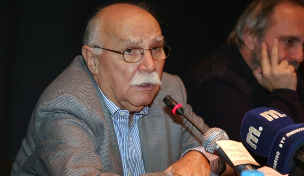 Πέθανε ο συγγραφέας και νομικός Μάκης Τρικούκης   Pagenews.gr