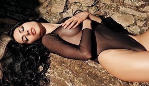 Η Αγγελίνα Ματαλιωτάκη βγαίνει έξω από τα ρούχα της (pics) | Pagenews.gr