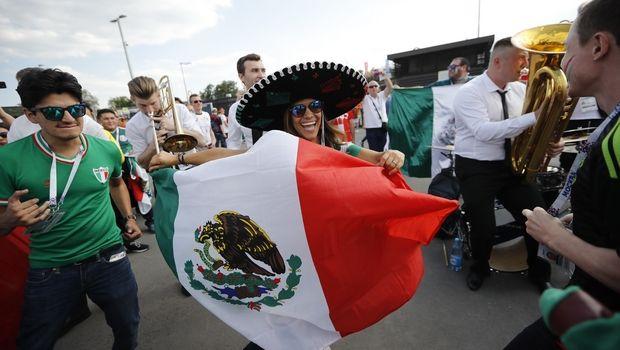 Σεισμική δόνηση στο Μεξικό προκάλεσαν οι πανηγυρισμοί στο γκολ του Λοσάνο | Pagenews.gr