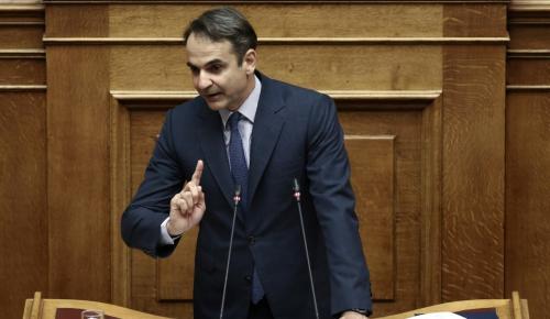 Μητσοτάκης στην Βουλή: Σας αξίζει το Νόμπελ πολιτικής απάτης (vid)   Pagenews.gr