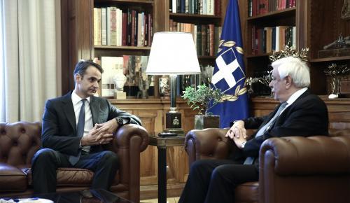 Κυριάκος Μητσοτάκης: Να έρθει στη Βουλή η συμφωνία για το Σκοπιανό   Pagenews.gr