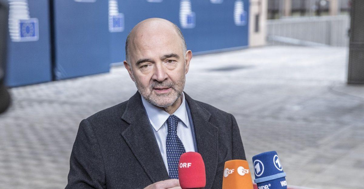 Πιέρ Μοσκοβισί: Η Ελλάδα χρειάζεται αυξημένη εποπτεία | Pagenews.gr