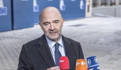 Πιέρ Μοσκοβισί: Στην Αθήνα για διήμερη επίσκεψη   Pagenews.gr