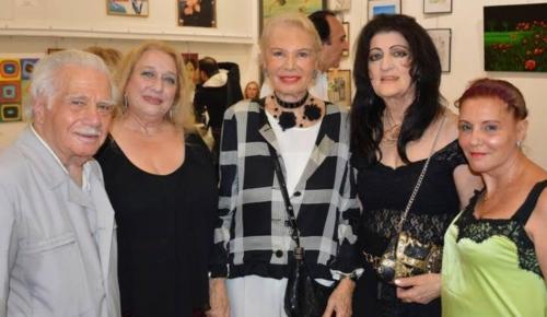 Οι ηθοποιοί με σκοπό τη στήριξη του Τ.Α.Σ.Ε.Η. παρουσίασαν τα έργα τους στη MegArt Gallery by GFC | Pagenews.gr